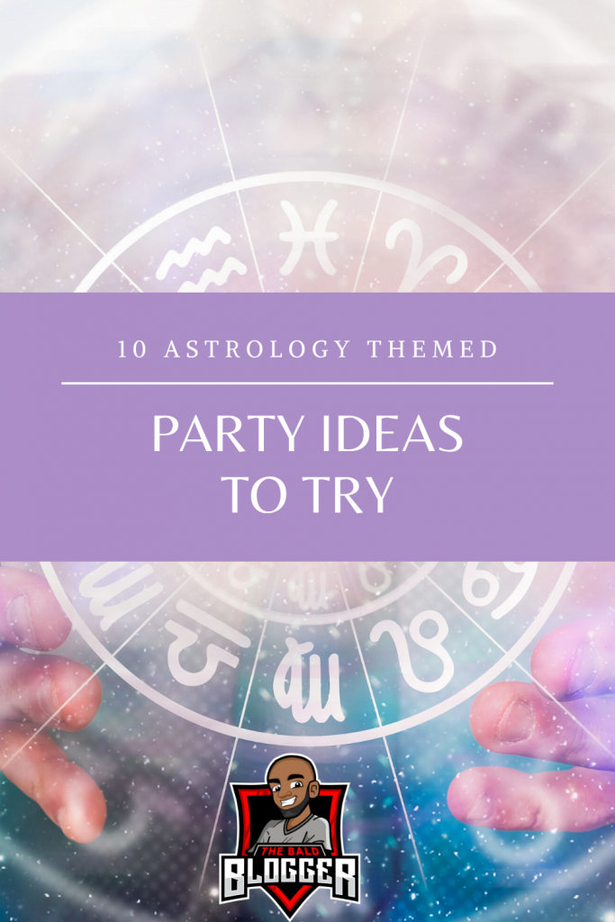 10 Astrology Themed Party Ideas