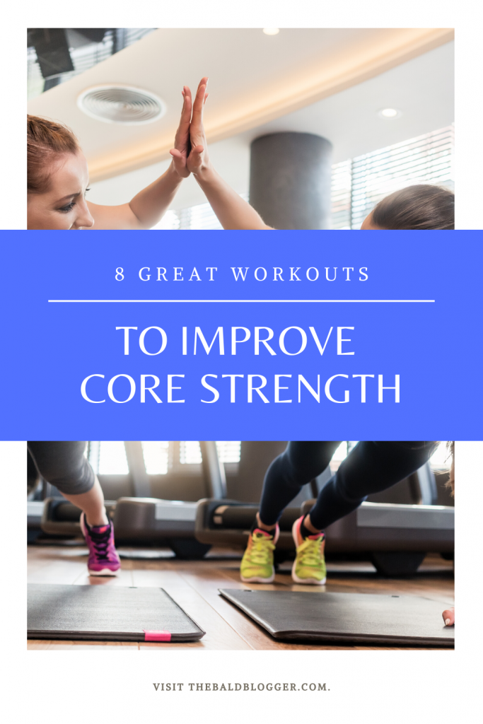 8 Best Exercises For Your Core