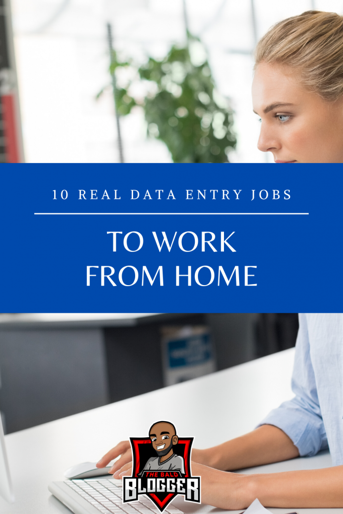 10 Real Data Entry Jobs