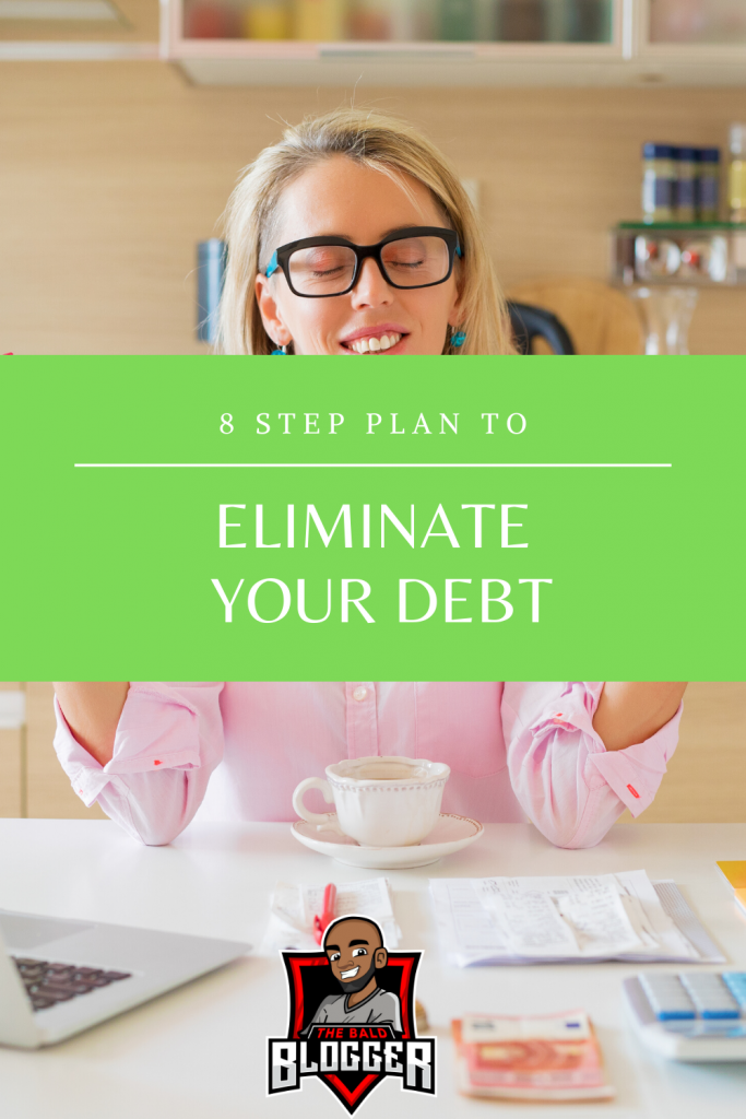 8 Step Debt Eliminator Plan