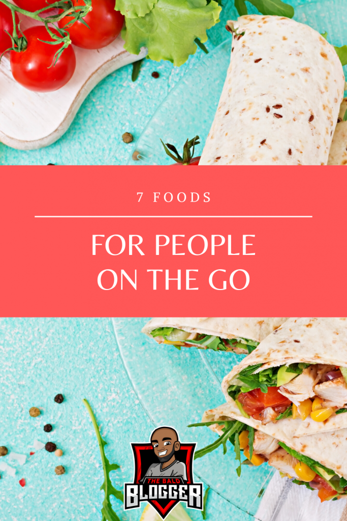 7 Food On The Go Options