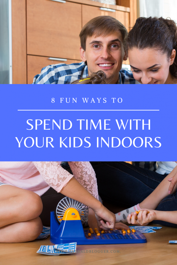 8 Fun Ways To Have Fun With Kids
