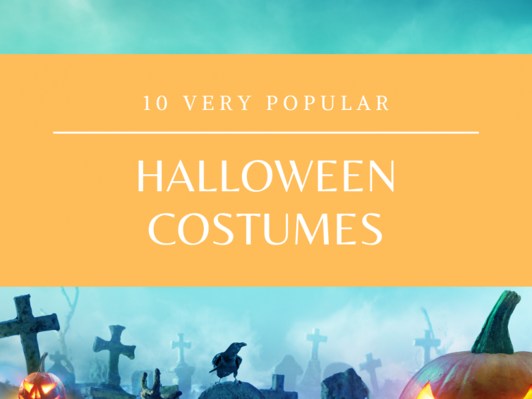 10 Halloween Costumes To Try