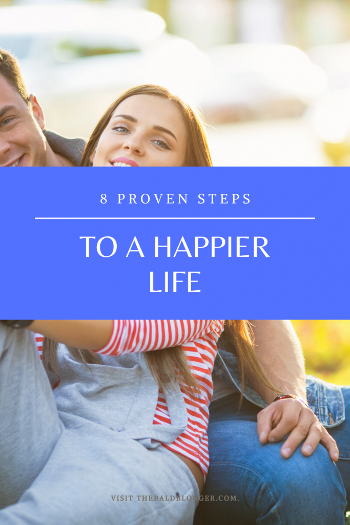 8 Steps On How To Be Happier
