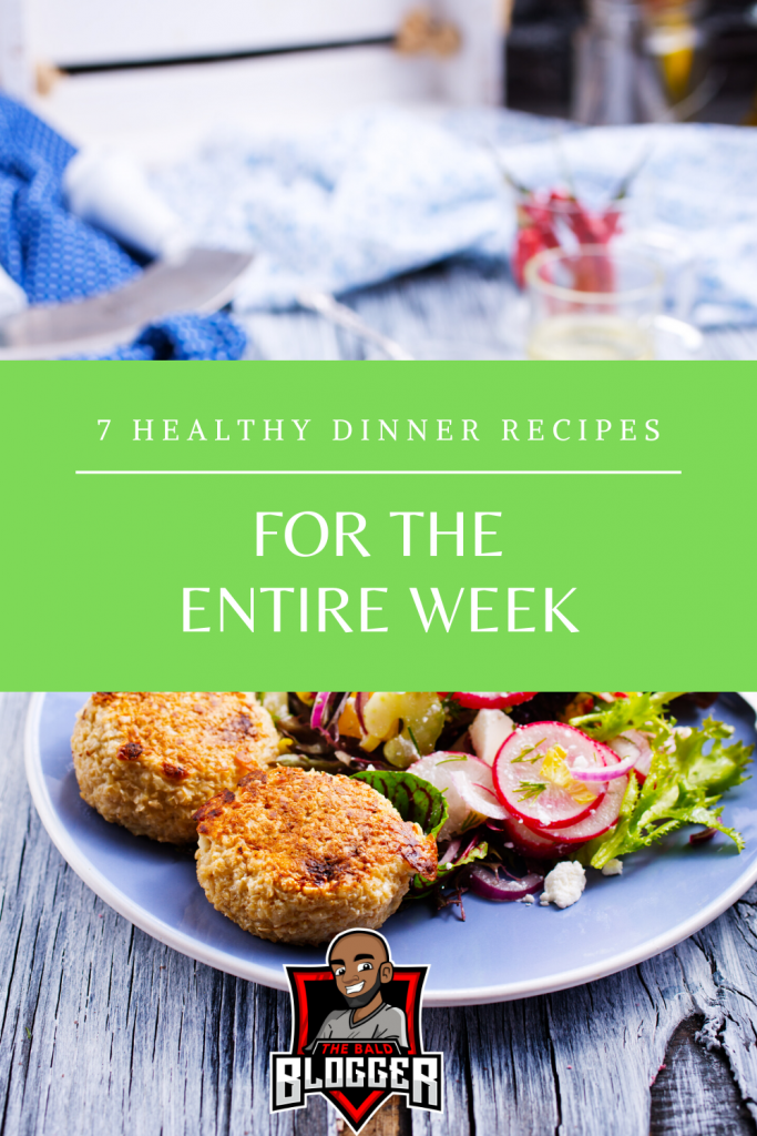 7 Healthy Dinner Recipes To Try