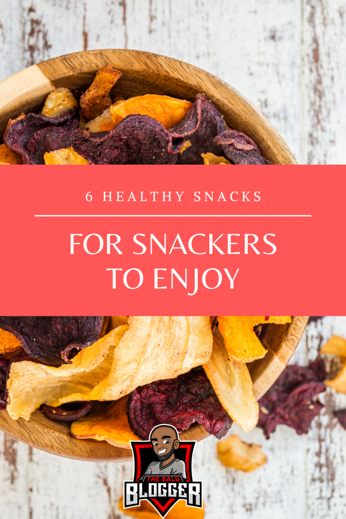 6 Healthy Snackers For You To Enjoy