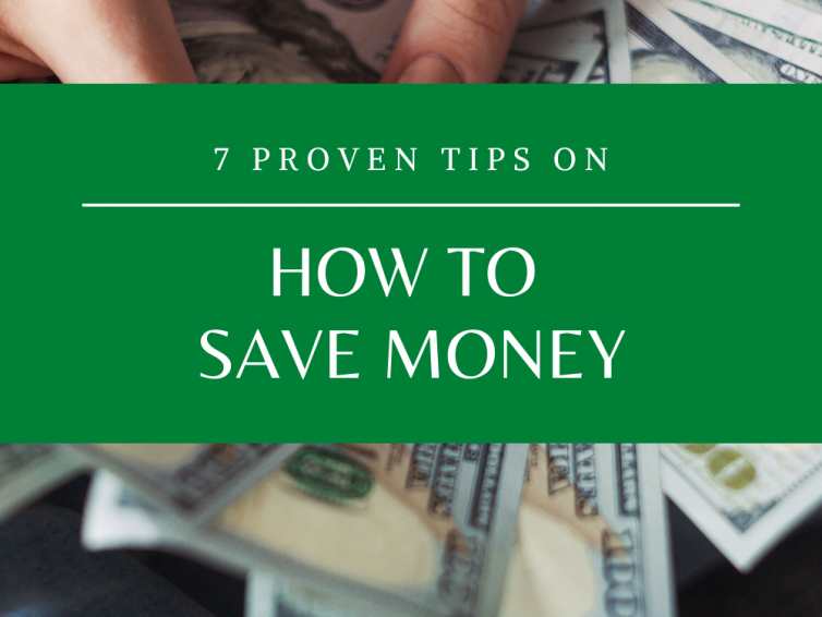 7 How To Save Money Ideas