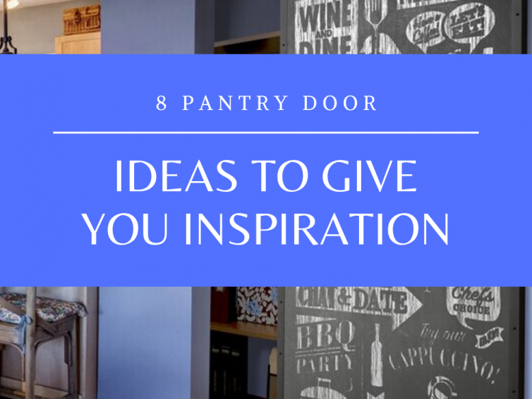 8 Pantry Door Ideas You'll Love