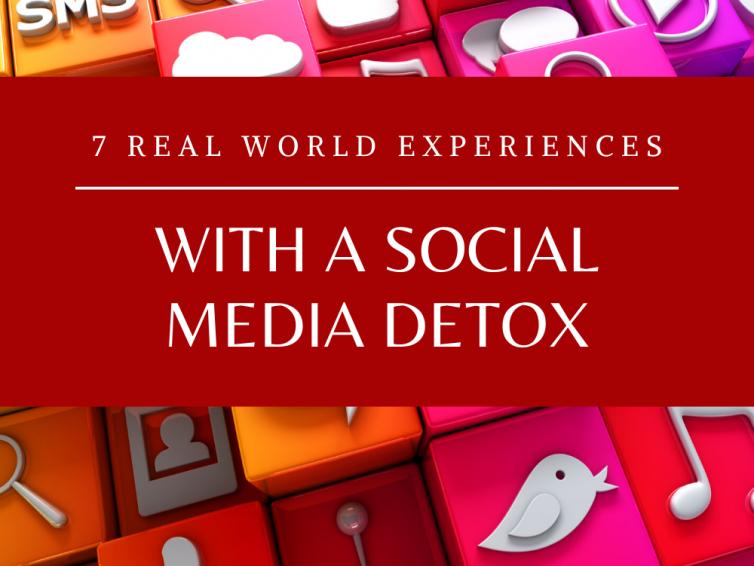 7 Social Media Detox Experiences