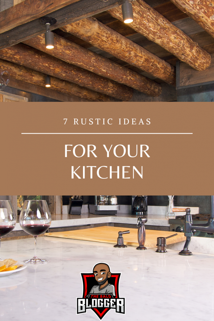 Rustic Home Decor Kitchen Inspiration