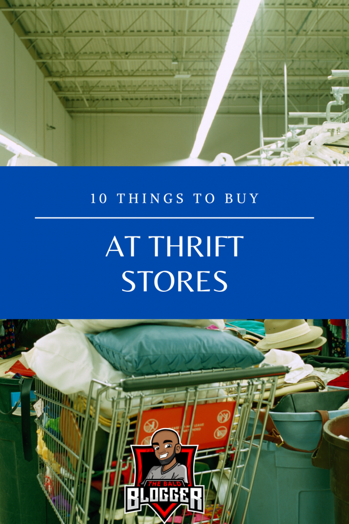 10 Things To Buy At Thrift Stores