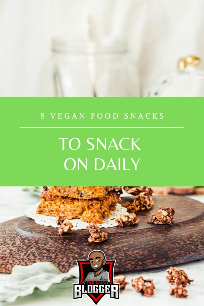 8 Vegan Food Snacks To Try